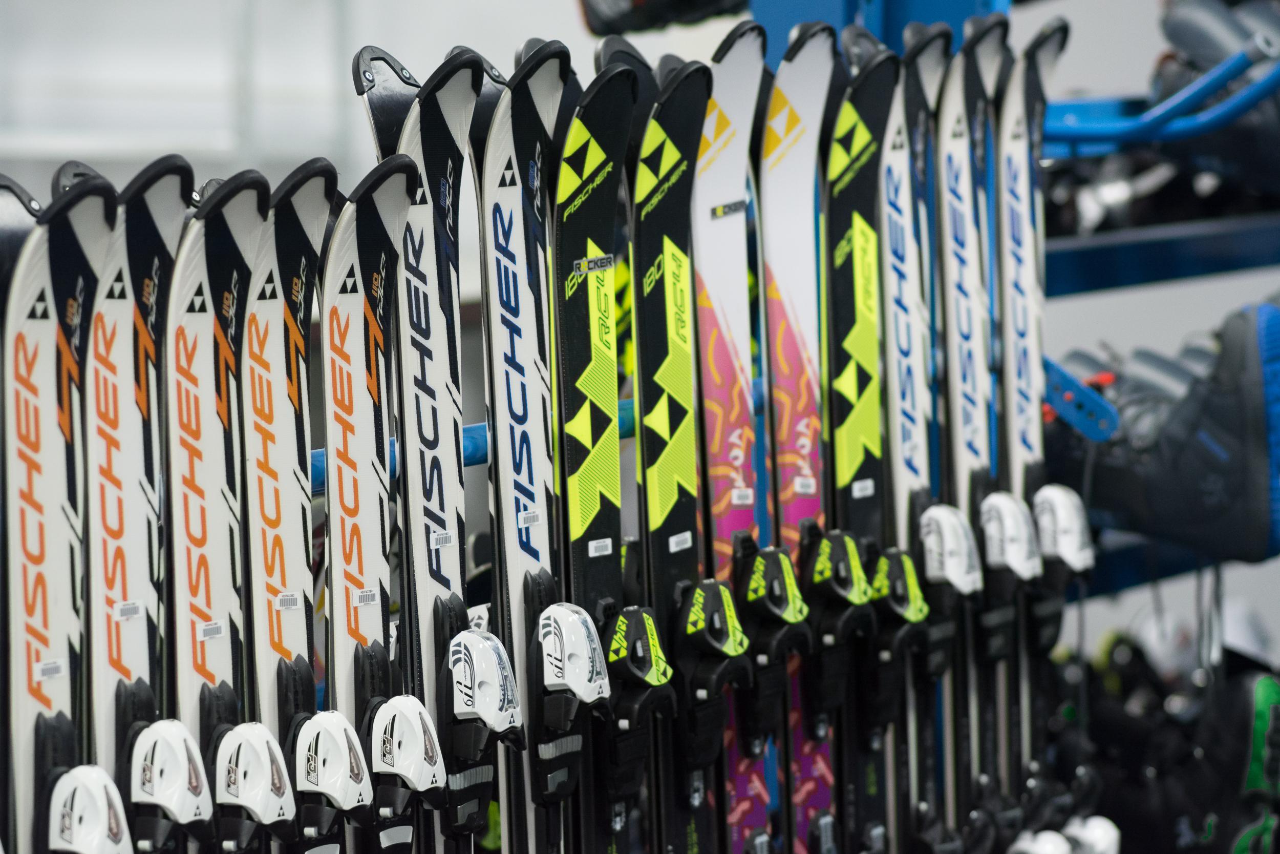 Прокат горнолыжного снаряжения в Шерегеше